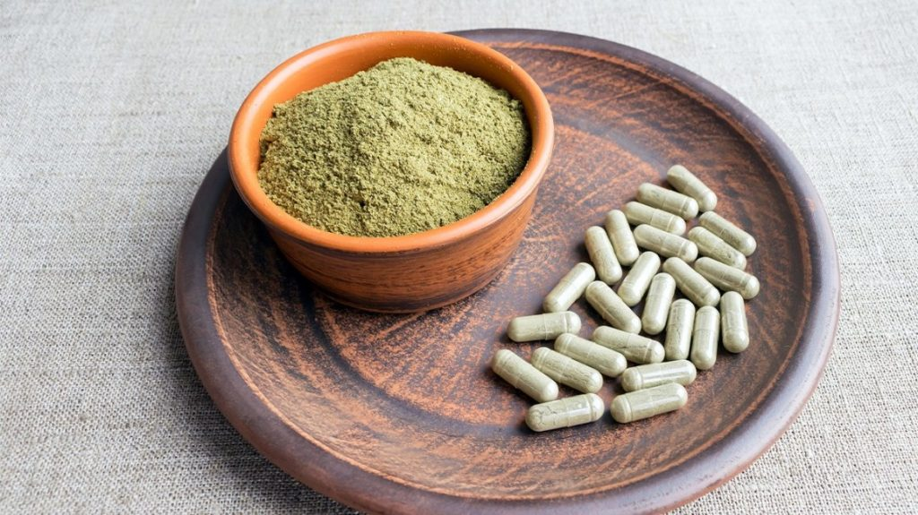 CBD kratom Tea Extract
